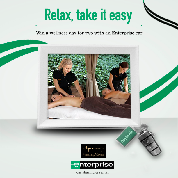 Enterprise Rent-A-Car Netherlands-Wellness